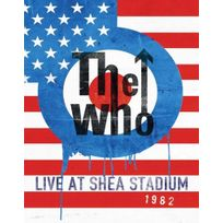 Eagle Vision - The Who - Live at Shea stadium 1982 Dvd