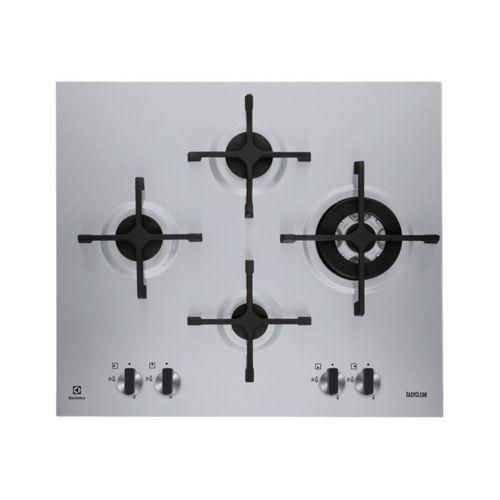 electrolux egu6648lxx achat plaque de cuisson nc. Black Bedroom Furniture Sets. Home Design Ideas