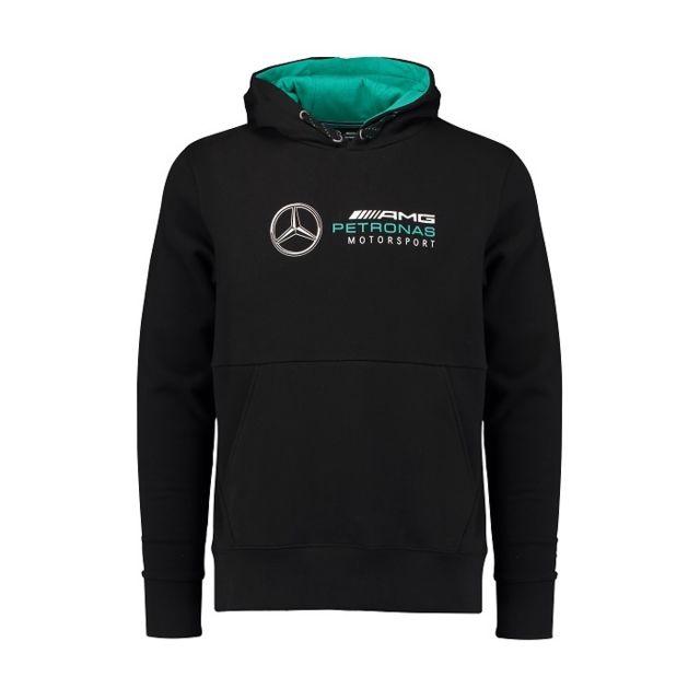 Marque Generique - Sweat Mercedes Amg noir pour homme - pas cher ... ee9d92594b1