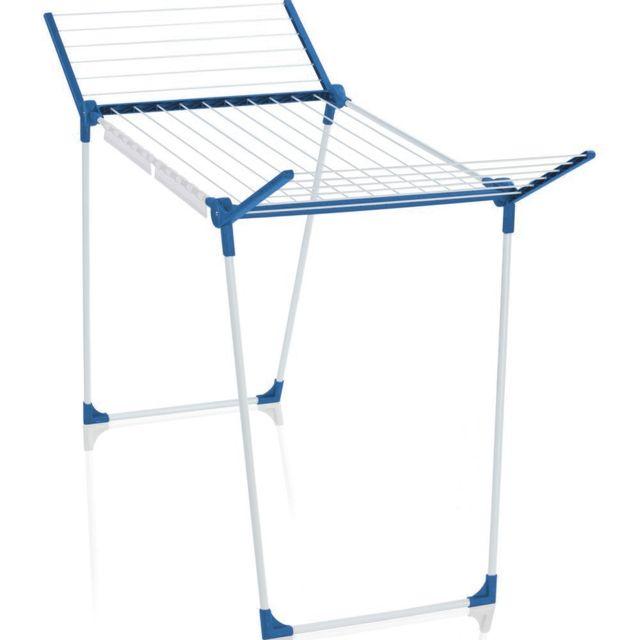 leifheit s choir linge pegasus 180 18 m d 39 tandage bleu pas cher achat vente s choir. Black Bedroom Furniture Sets. Home Design Ideas