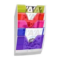 Cep - Trieur multicolore 5 cases