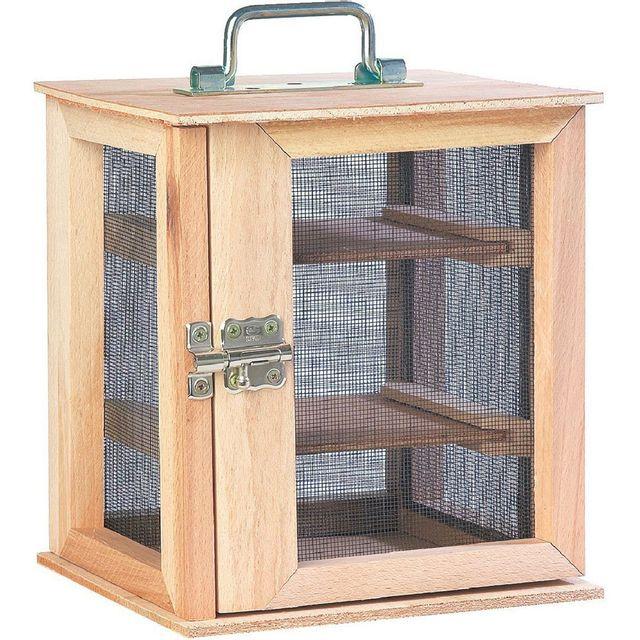 masy fromager bois 22x20x23cm 204 pas cher achat vente corbeille panier rueducommerce. Black Bedroom Furniture Sets. Home Design Ideas