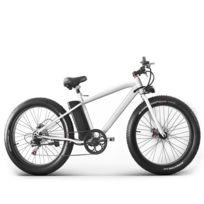 REVOE - Vélo Electrique Pliable Tout Chemin Pour Adulte - Blanc - REVTRO29