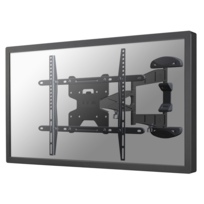 NEWSTAR - LED-W500 - Support TV mural orientable 32 à 60'' - Noir