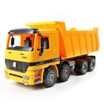Jeu Construction Jouets Enfants Benne 2 Diy À 9998 Basculante Gros Camion Pour Jaune kiXZuP
