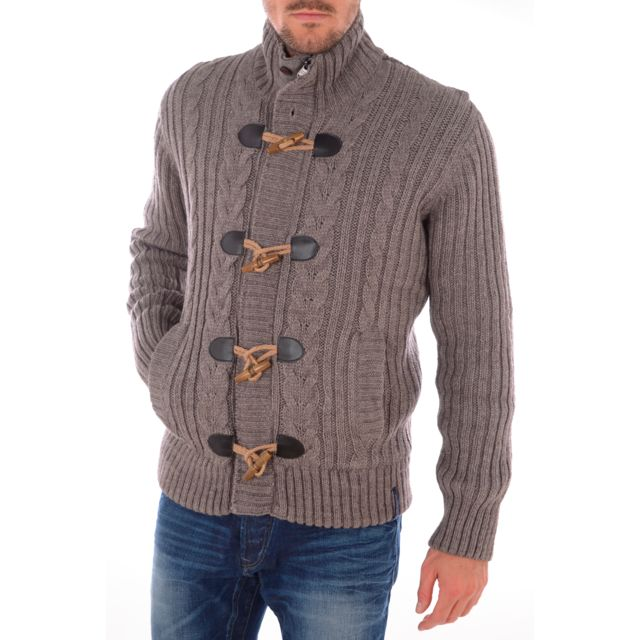 241ade33718 Pepe Jeans - Pulls   Gilets Homme Pm700801 Nozawa - pas cher Achat ...