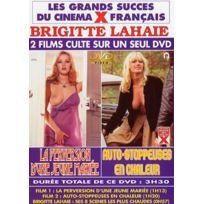 Blue One - La Perversion d'une Jeune Mariée - Auto-stoppeuses en Chaleur 2 films