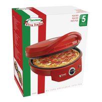Four à pizza 180°C max. Ø 27cm Thermostat 1800W