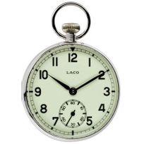 Laco - Montre homme où femme Pocketwatch Marine 888888