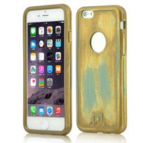 Mols - Coque antichoc Limited Edition coloris gold pour iPhone 6s Plus
