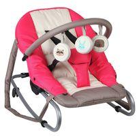 TEX BABY - Transat bébé avec arche de jeux