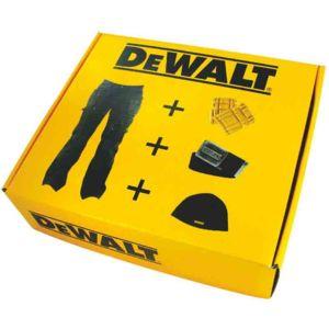 dewalt kit pantalon carreleur taille 46 pas cher achat vente protections corps rueducommerce. Black Bedroom Furniture Sets. Home Design Ideas