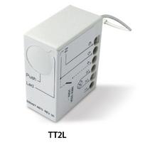 NICE - Logique de commande miniaturisée pour commande d'installations éclairage, portails, porte de garage 230V - TT2D