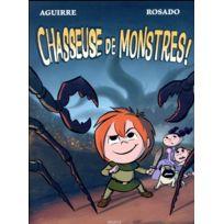 Akileos - les chroniques de Claudette tome 3 ; chasseuse de monstres