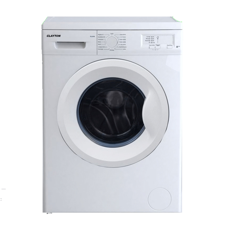 Lave-linge hublot TLL616