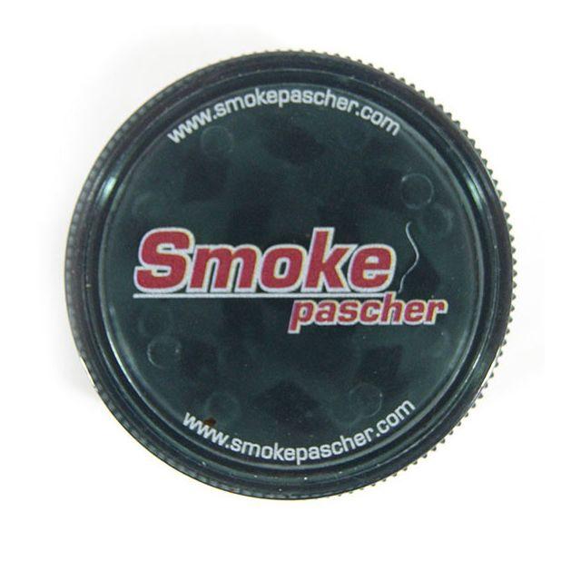 Smoke Pas Cher Mini grinder 2 parts Spc 30mm noir
