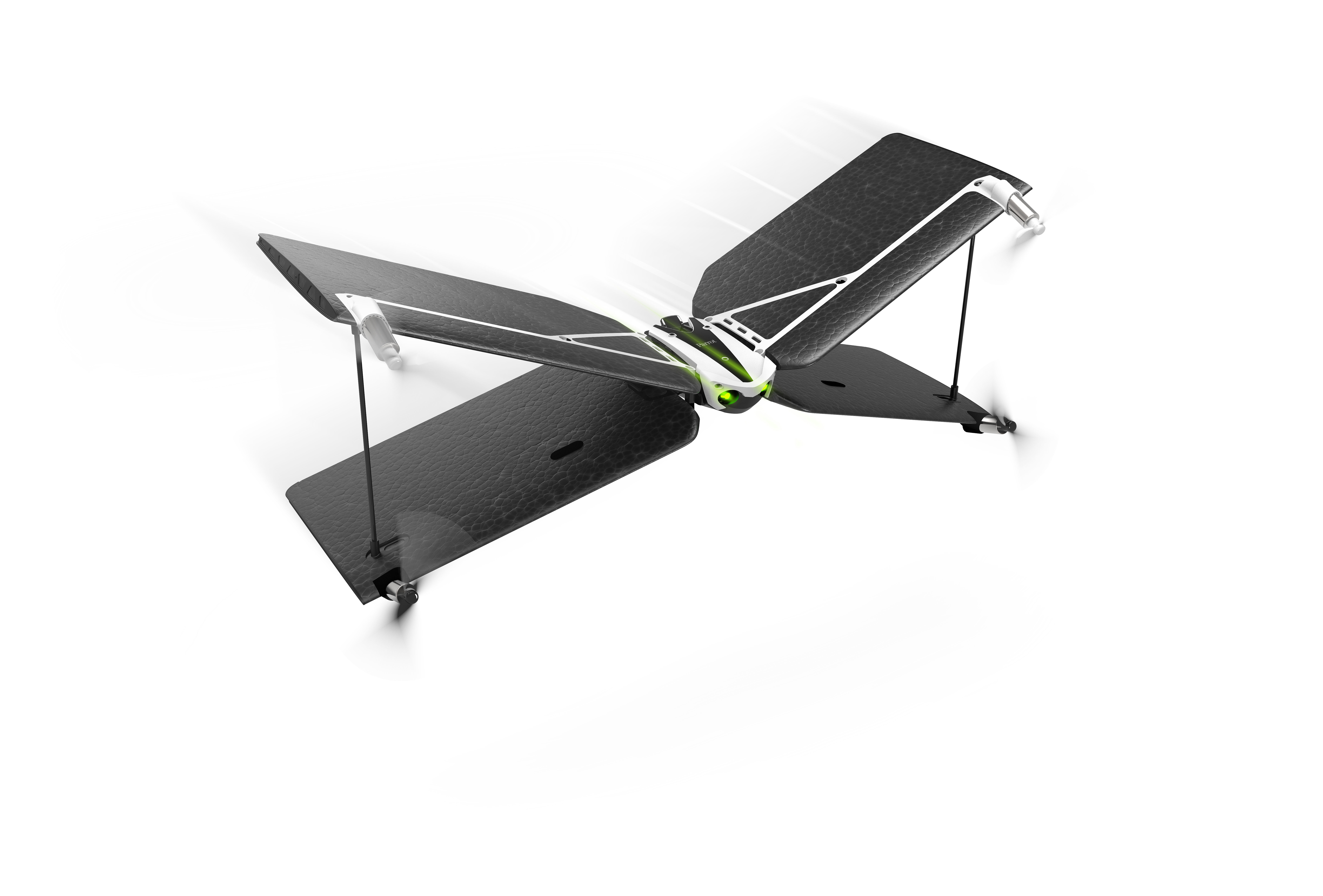 Mini drone Swing + Radiocommande Flypad - PF727003 - Noir et Blanc