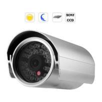 Mecer - Caméra de surveillance extérieur 24 Led Ir