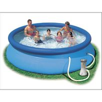 lace up in reasonable price speical offer 28132GS Kit piscine autostable 3,66 x 0,76 m