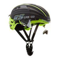 Casco - Casque Speedairo Rs noir vert fluo