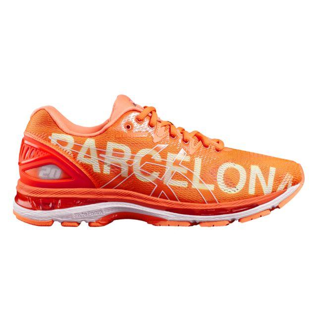 chaussures running femme gel nimbus asics