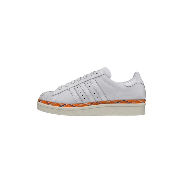 c2066b2cd0e Adidas - Adidas Superstar 80s New Bold W - Aq0872 - Age - Adulte