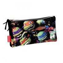 Tortue Ninja - Trousse Together - 3 compartiments