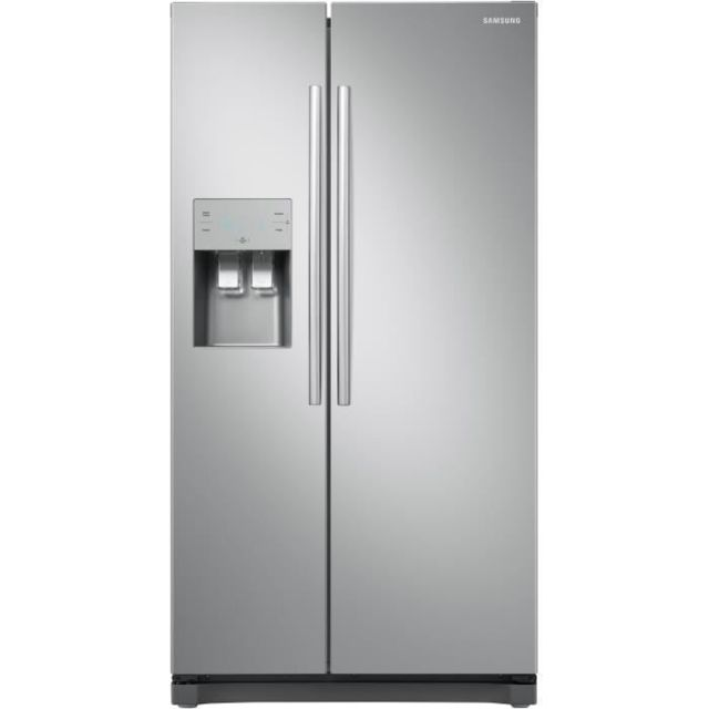 Samsung Réfrigérateur Américain - RS50N3403SA - Metal Grey