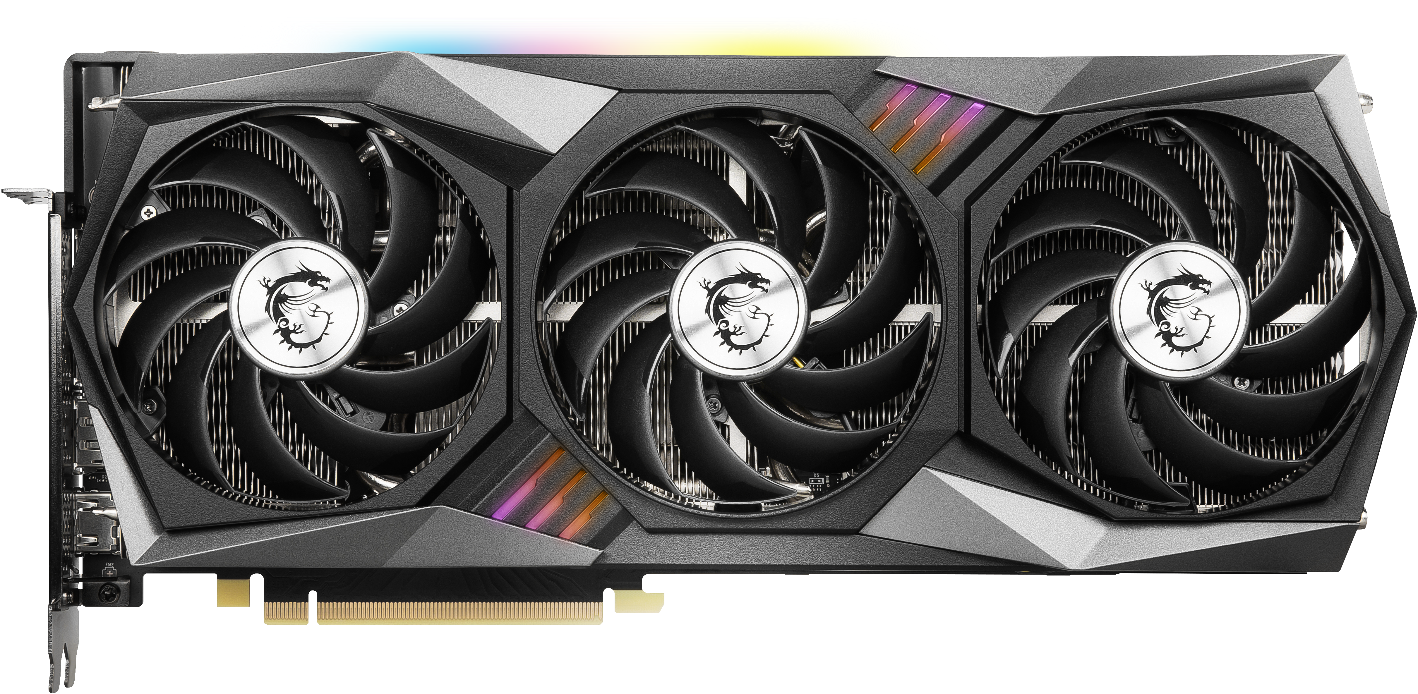Carte graphique GeForce RTX 3070 GAMING X TRIO GDDR6 Msi