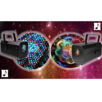 Kool Light - Pack 2 jeux : Xl-flower +LED Color 3 Ks-packlite 9