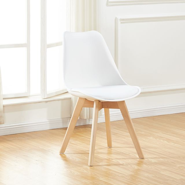 Chaise Scandinave Blanches
