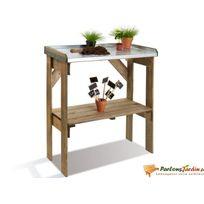 Jardipolys - Table de préparation en bois Base