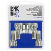 LokNoX - 4 vis antivol 12x150 L2 26.4 - Coniques - Cle 17/19 - Bc1179