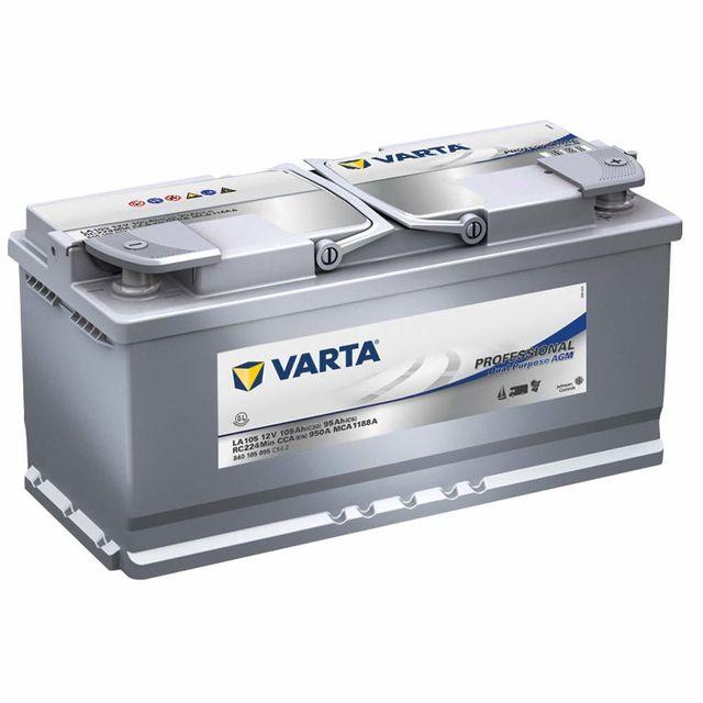 VARTA AGM achat vente de VARTA pas cher