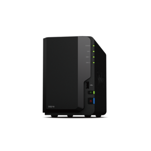 synology serveur nas ds218 pas cher achat vente nas. Black Bedroom Furniture Sets. Home Design Ideas
