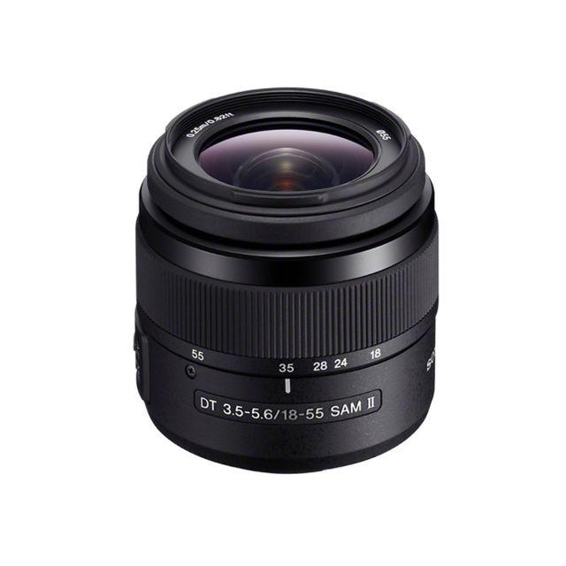 Sony Objectif Sal Dt 18-55 mm f/3,5-5,6 Sam Ii