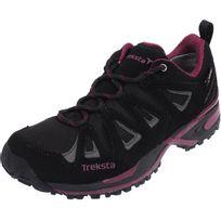 Treska - Chaussures marche randonnées Nevado gtx noir l Noir 41294