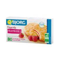 Bjorg - Fourres aux Framboises Bio 175g