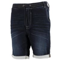 Blend Of America - Short bermuda Blend Jogg denim dk blue short Bleu 45429