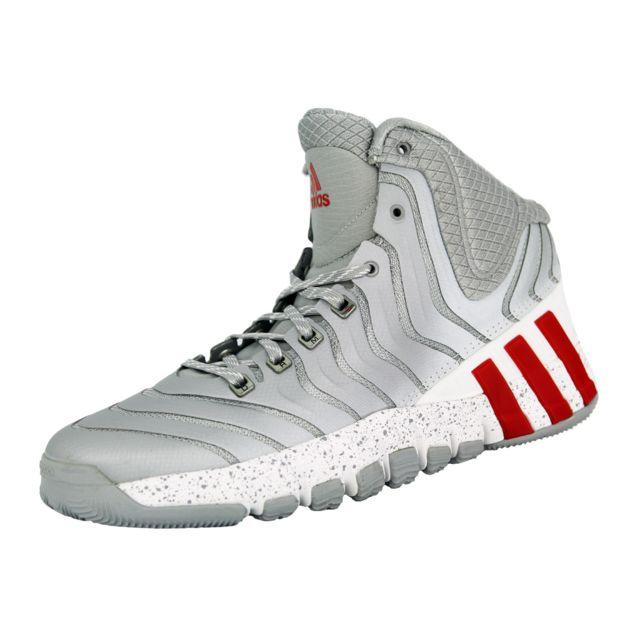 43f353504601 Argent Crazyquick Basketball De Adipure Chaussures Adidas Homme 2 57WpOqAxv0