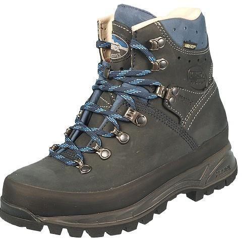Meindl - Chaussures marche randonnées Island ld gtx vibram cuir Bleu 49734