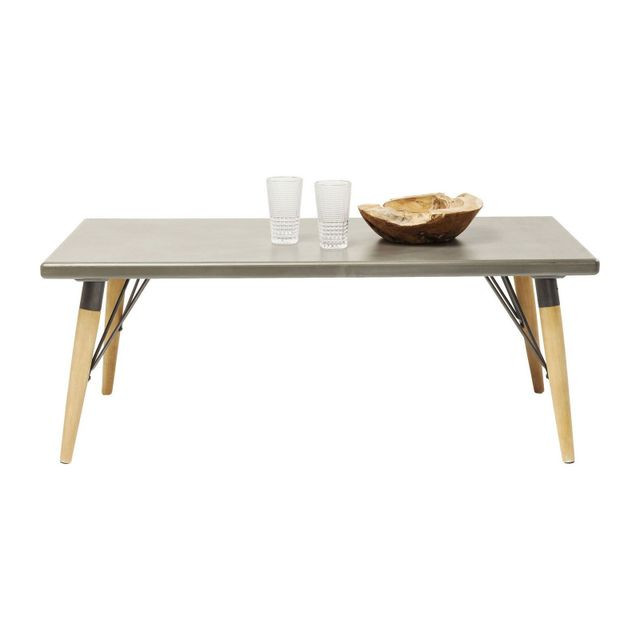 Karedesign Table basse X Factory 120x60cm Kare Design