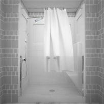 cabine de douche avec siege achat cabine de douche avec siege rue du commerce. Black Bedroom Furniture Sets. Home Design Ideas