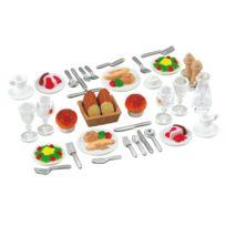 Sylvanian - Set de diner pour deux
