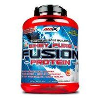 Amix - Pot Whey Pure Fusion saveur melon yaourt 2.3 kg
