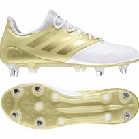 Adidas - Chaussure Rugby Karkari Light Sg Or - taille : 43 1/3