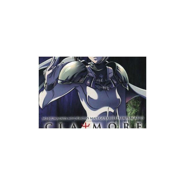 Gamesland Dvd - Claymore Coffret 2/2