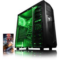 VIBOX - Processeur APU CPU Dual Core AMD A4 - GPU Nvidia GeForce GT 710 2 Go - 8 Go RAM - Disque Dur 1 To - Pas de Windows