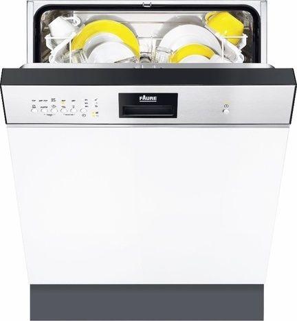 FAURE Lave-Vaisselle Intégrable FDI15004XA FDI 15004 XA, Inox Anti-trace