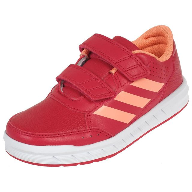 42186b2d009ba Adidas Neo - Chaussures scratch Altasport cf k fushia Rose 74933 - pas cher  Achat   Vente Baskets enfant - RueDuCommerce